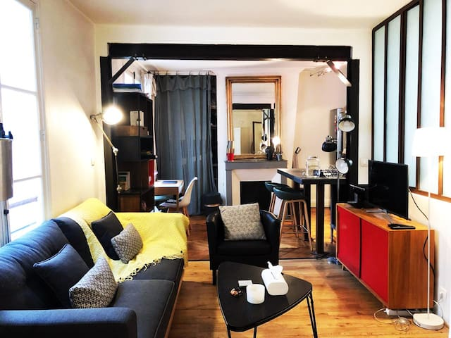 Cosy and authentic flat in Saint Germain-Invalides