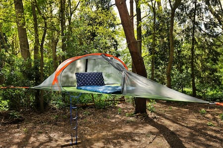 Tentsile Connect Tree Tent - Kirby Cane, Bungay
