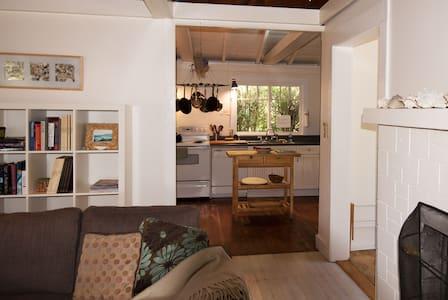 Stinson Beach - Shell Cottage - Stinson Beach - Hus