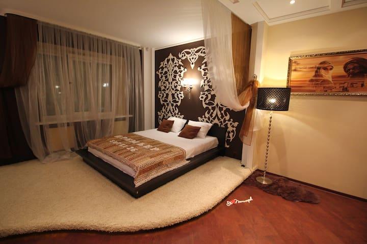 2-комнатная VIP квартира 90 м² в сердце Пятигорска