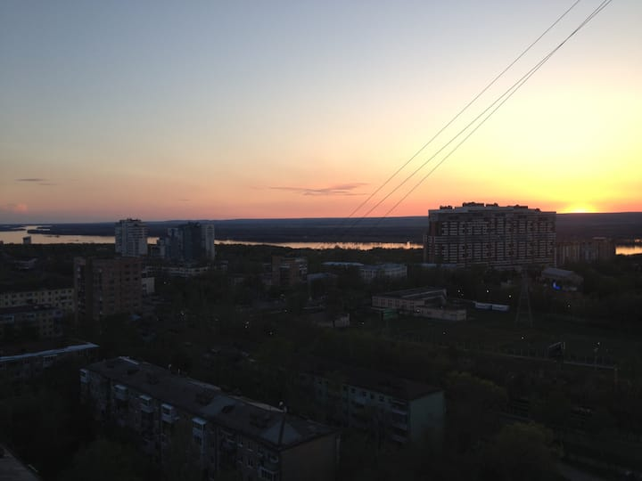 Квартира на Ново-садовой, Samara