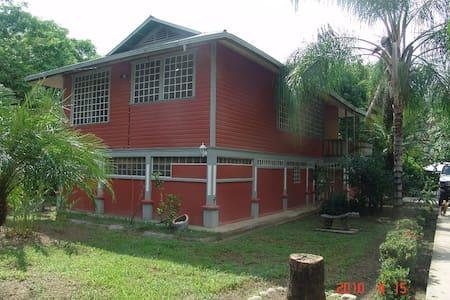 Casa en el tropico sur, Valle del D - Palmar Sur, Osa, Costa Rica