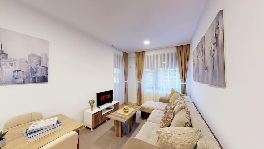 Lina - PRN, Cozy one bedroom apartment