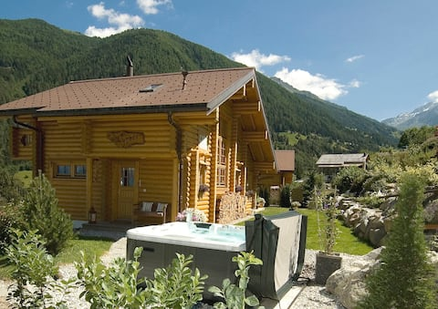 Peaceful luxury chalet apartment