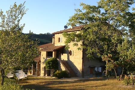 Cтаринная итальянская усадьба. - Casella di Castelnuovo Castagneto - Schloss