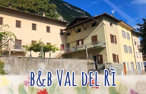 """B&B """"Val del Rì"""" in Piana Rotaliana"""