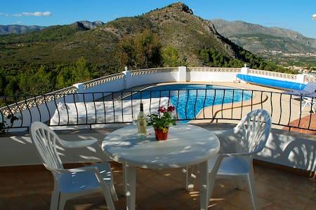 Belle villa comfortable, a orba - Murla