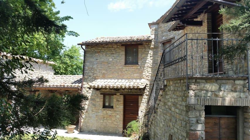 """Brigolante a 5 minuti da Assisi """" la loggetta"""""""