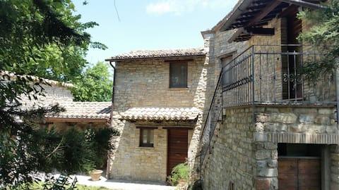 """Brigolante 5 minutes from Assisi """" la loggetta"""""""