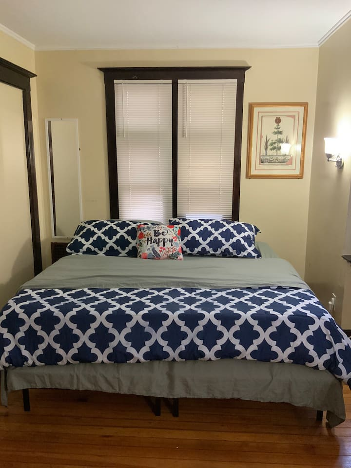 #1 Nearest YALE Hotel-Like Private Room KING Bed