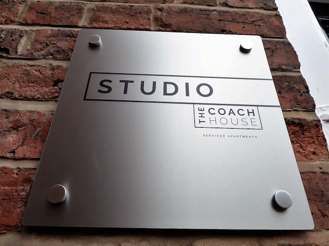 Studio at The Coach House Apartments
