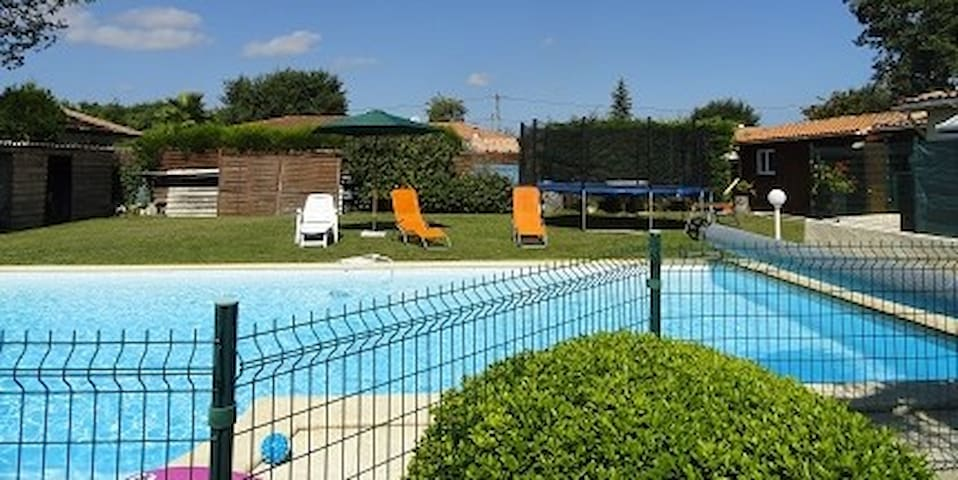 IDEAL BASSIN D'ARCACHON piscine sel