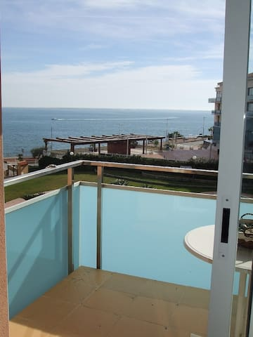 Sea views from your balcony - L'Ampolla - Pis