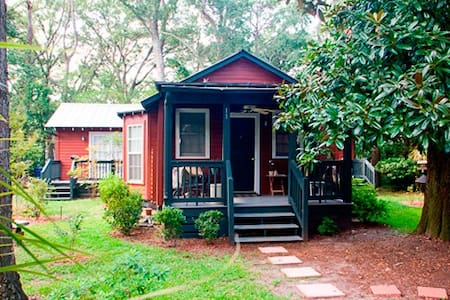 Little Red Cottage in Pigeon Pt. - Beaufort - House
