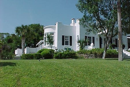 Beach Side Rental at Historic Home - Ormond Beach