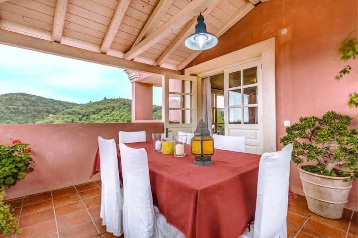 Country House in Kavadades/Arillas