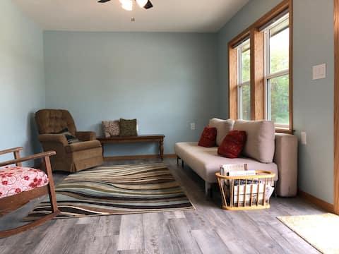 One Bedroom-Twins plus- Apartment Sleeps 3