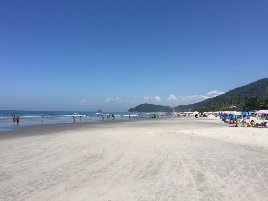Juquehy, a melhor praia do litoral norte