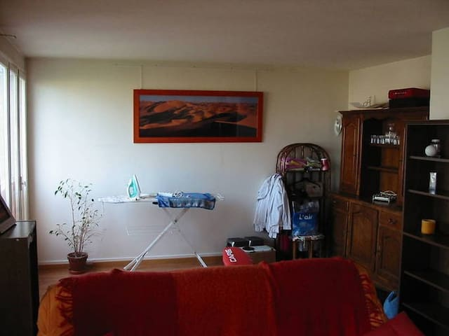 at 15 mn from paris near airport Orly - Bourg-la-Reine - Apartamento