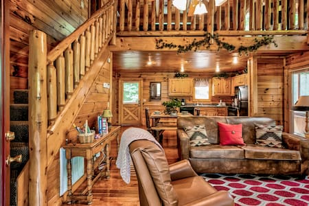 Your Private Smoky Mountain Getaway....