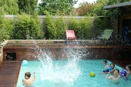 Caen, maison avec piscine Normandie - Éterville - House