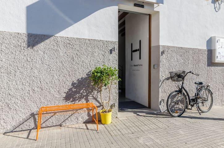 YourHouse Urban Hostel - Youth Hostel in Palma