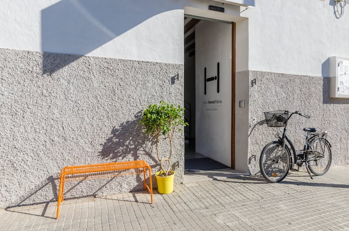 YourHouse Urban Hostel - Youth Hostel in Palma