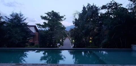 Villa Victoria, un pedazo de cielo en las montañas