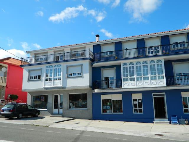Apartamento para 4 personas en Lariño (Em1)