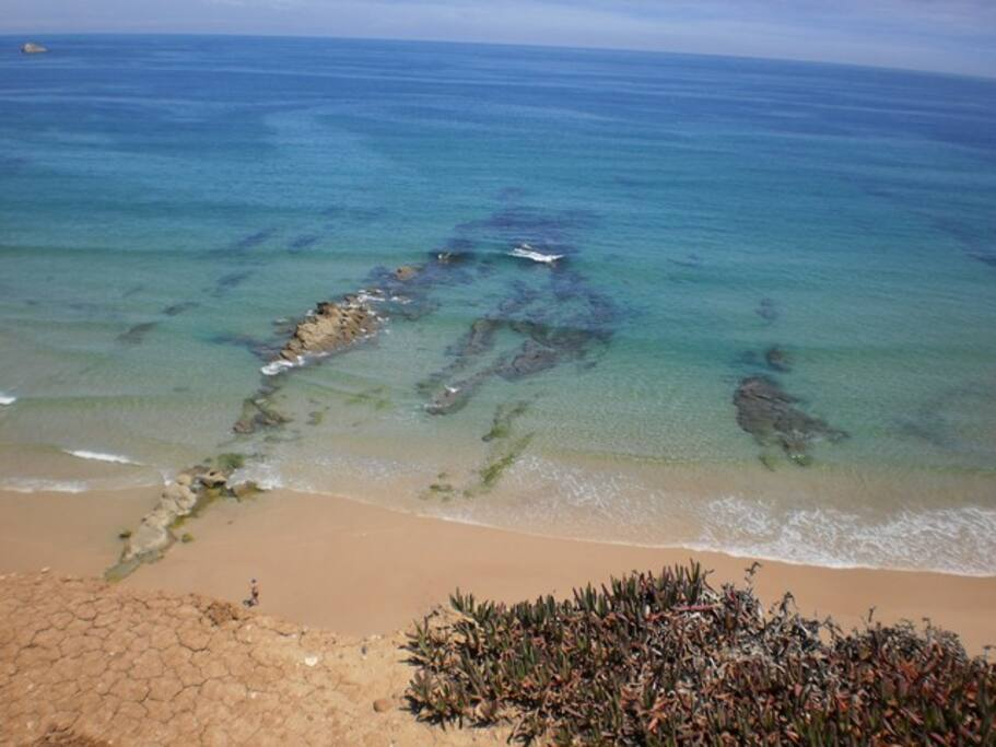 touristic photo - Baleal beach north area