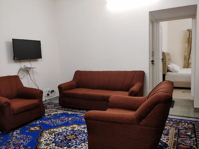 Basha Heritage -  2BHK furnished Apartment