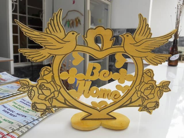 Be Home hostel - tp. Phú Quốc - Herberge