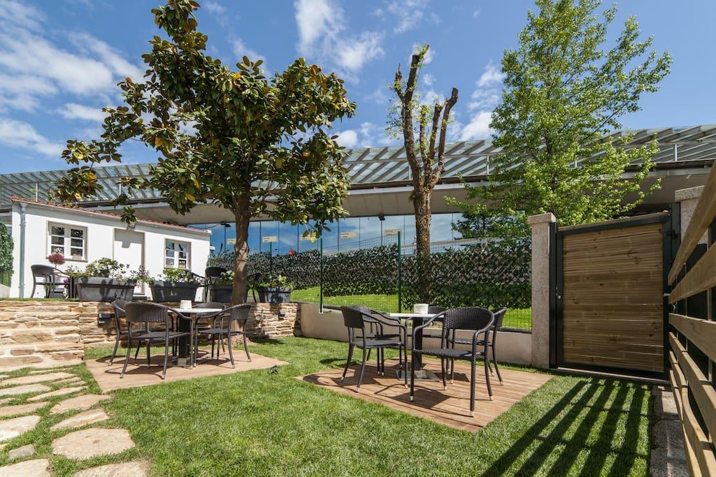 Estudio 3 pax 150 jardin lofts en alquiler en - Estudios santiago de compostela ...