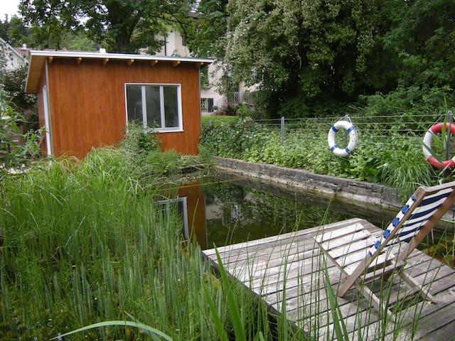 Einfamilienhaus mit Garten - Winterthur - ทาวน์เฮาส์