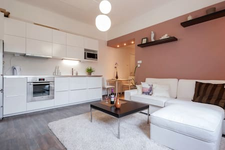 Exclusive&Cosy apartment w/ private entrance - Budapeszt