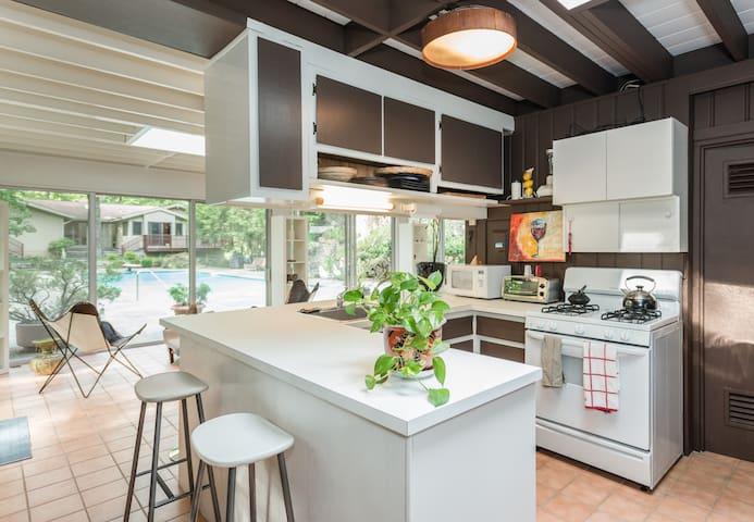 kitchen  zen house