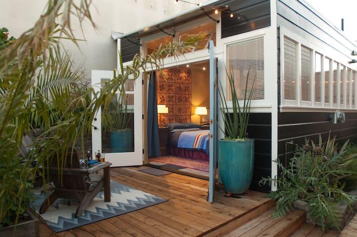 Potrero Hill Garden Cabana - San Francisco - Cottage