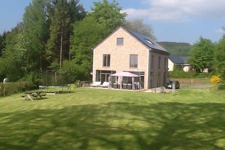 Maison de style dans les Ardennes - Manhay - Haus