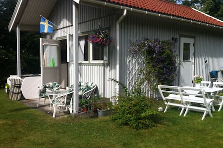 Nice cottage on Swedish West Coast - Korsviken