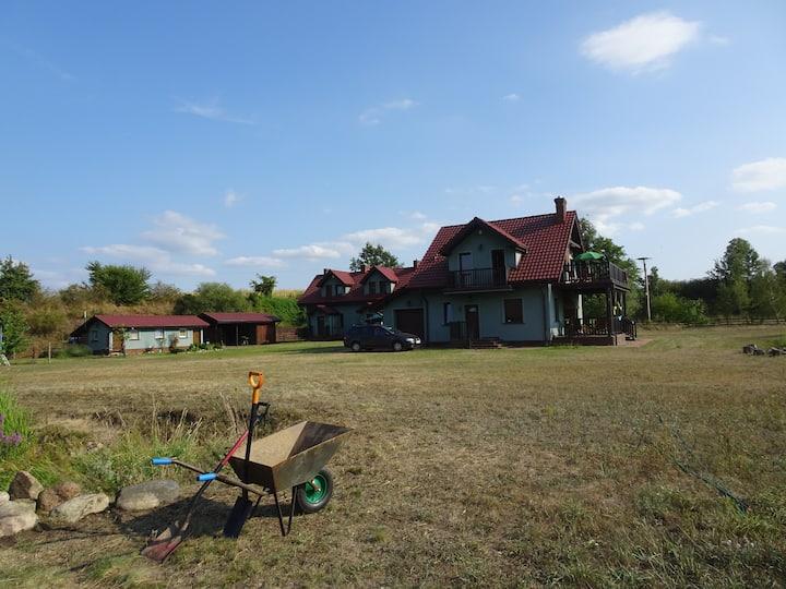 Green View House (Zielony Dom z widokiem)
