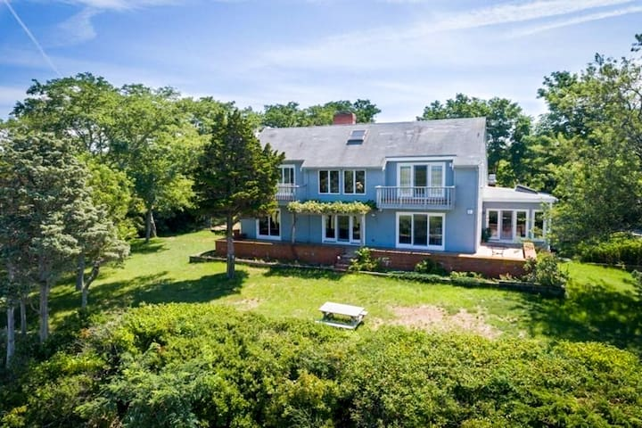 Great waterfront property with wildlife views & walking distance to beach!