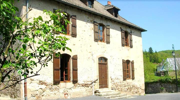 Apartment with one bedroom in Vitrac, with WiFi