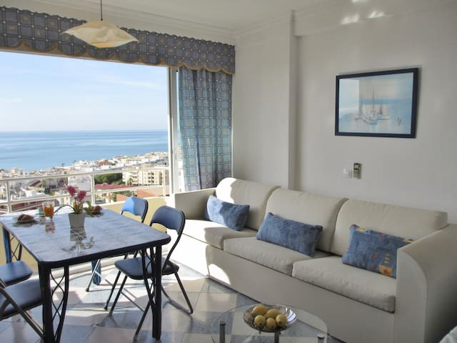 Lovely studio with amazing views - Torremolinos