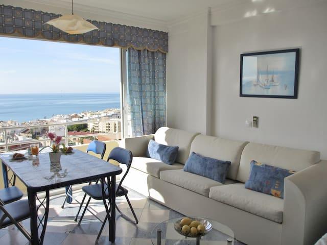 Lovely studio with amazing views - Torremolinos - อพาร์ทเมนท์