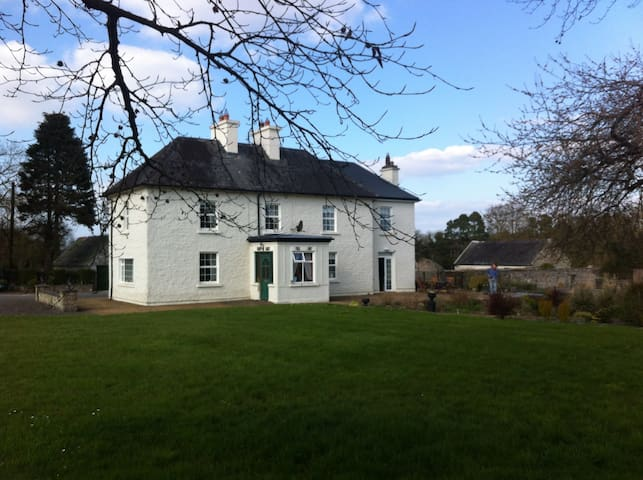 Striking Tipperary Farmhouse