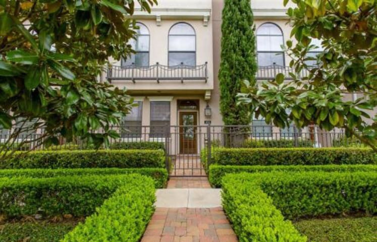 Beautiful, Cozy Town Home in River Oaks Area - Houston - Casa adossada