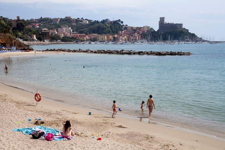 Lerici, a pochi minuti dal mare - Lerici - Rumah