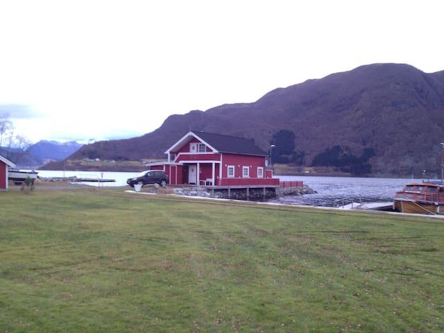 Rural location in Dalsfjord.