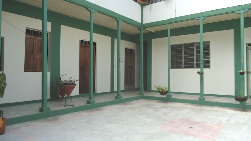 Habitación en la casa