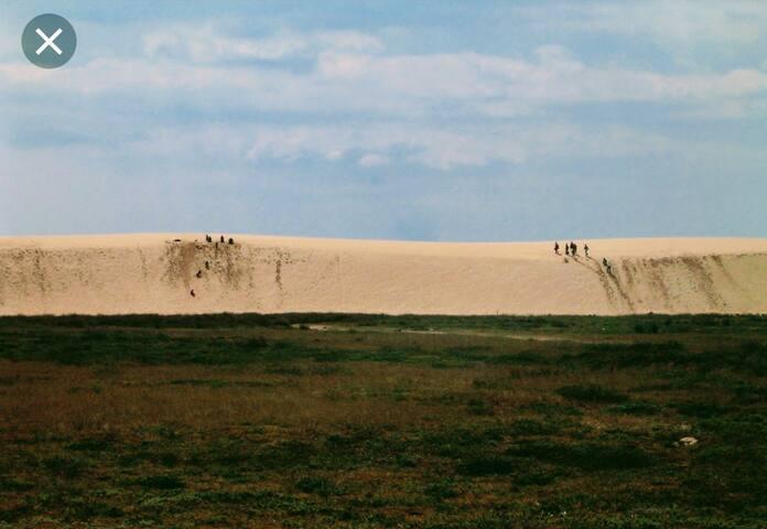 dunas corrubedo a 17min.